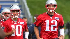 Patriots' focus is one the things they can control