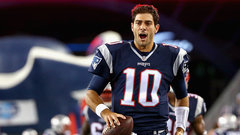 Business as usual for Patriots under Garoppolo