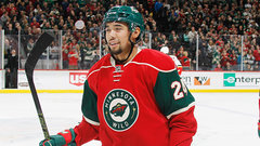 Dumba re-signs with Wild; Coyotes re-sign Murphy