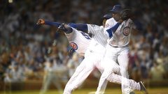 Chapman brings the fire in his Cubs debut