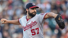 MLB: Nationals 4, Giants 2