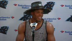 Newton: 'I gain nothing' from dwelling on Super Bowl defeat