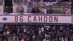 Alouettes retire Cahoon's number 86
