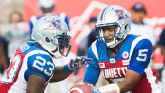 CFL: Roughriders 3, Alouettes 41