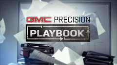 GMC Precision Playbook: A running back's check and release