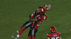 CFL Must See: Stamps convert late to tie the game