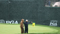 PGA Championship likely to extend in to Monday