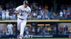 MLB: Pirates 3, Brewers 5