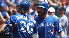 MLB: Orioles 1, Blue Jays 9