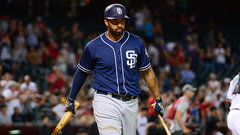 Padres deal Kemp to Braves for Olivera