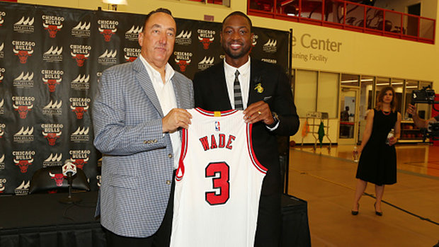 Friedell: Wade and Bulls a 'weird fit'